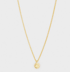GORJANA - CHLOE CHARM ADJUSTABLE NECKLACE - LULUKISS Boutique