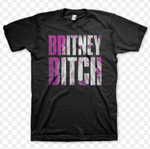 BRITNEY BITCH OFFICIAL VINTAGE CONCERT T-SHIRT - LULUKISS Boutique