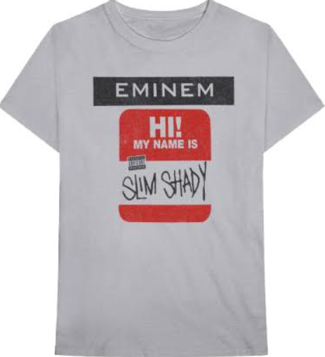 OFFICIAL ROCK BAND ROCK CONCERT T-SHIRT EMINEM - LULUKISS Boutique