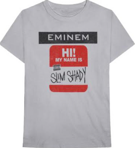 OFFICIAL ROCK BAND ROCK CONCERT T-SHIRT EMINEM - Lulu Kiss