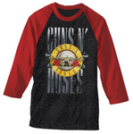 GUNS N' ROSES OFFICIAL ROCK BAND ROCK CONCERT T-SHIRT - LULUKISS Boutique