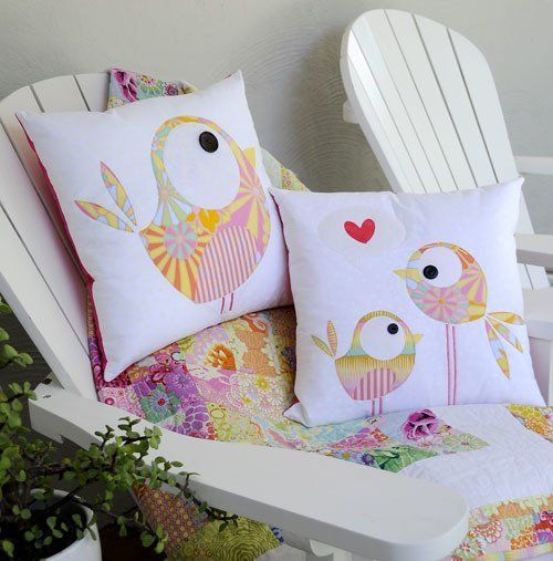 Pip and Ellie Cushions  - CT002