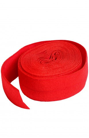 Atom Red Fold-over Elastic SUP211-2