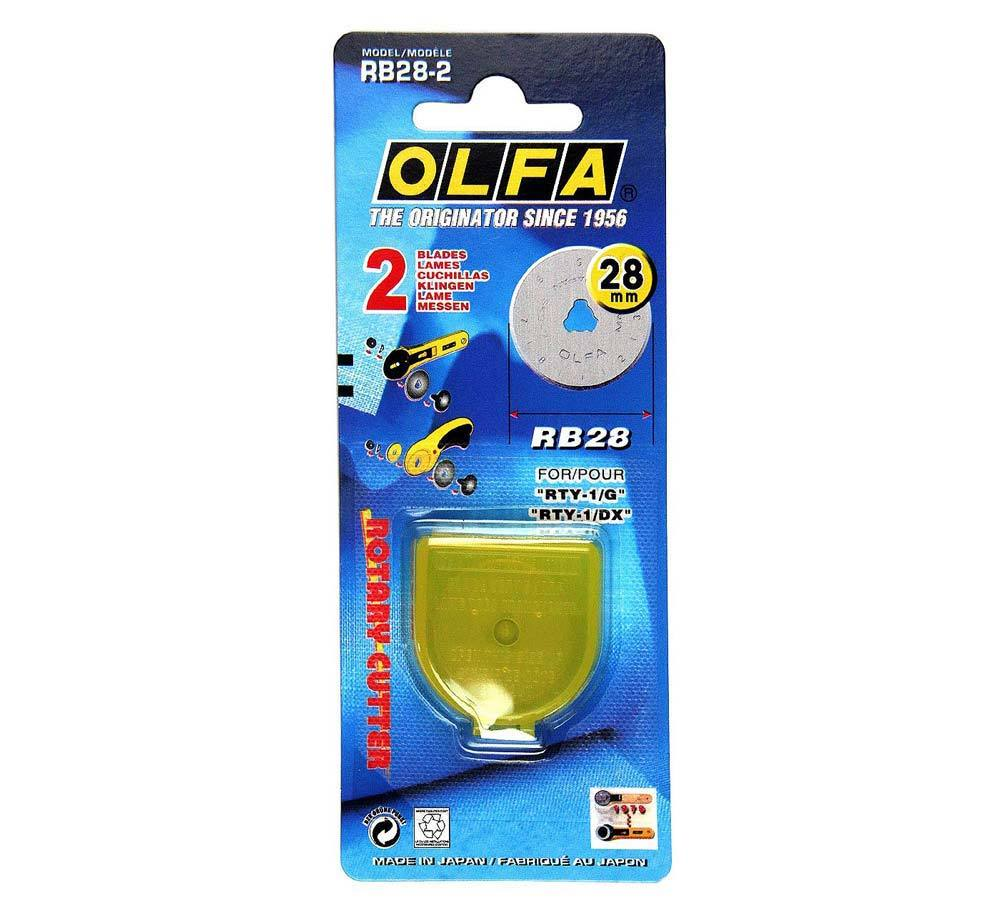 Olfa Blades - 28mm (RB28-2)