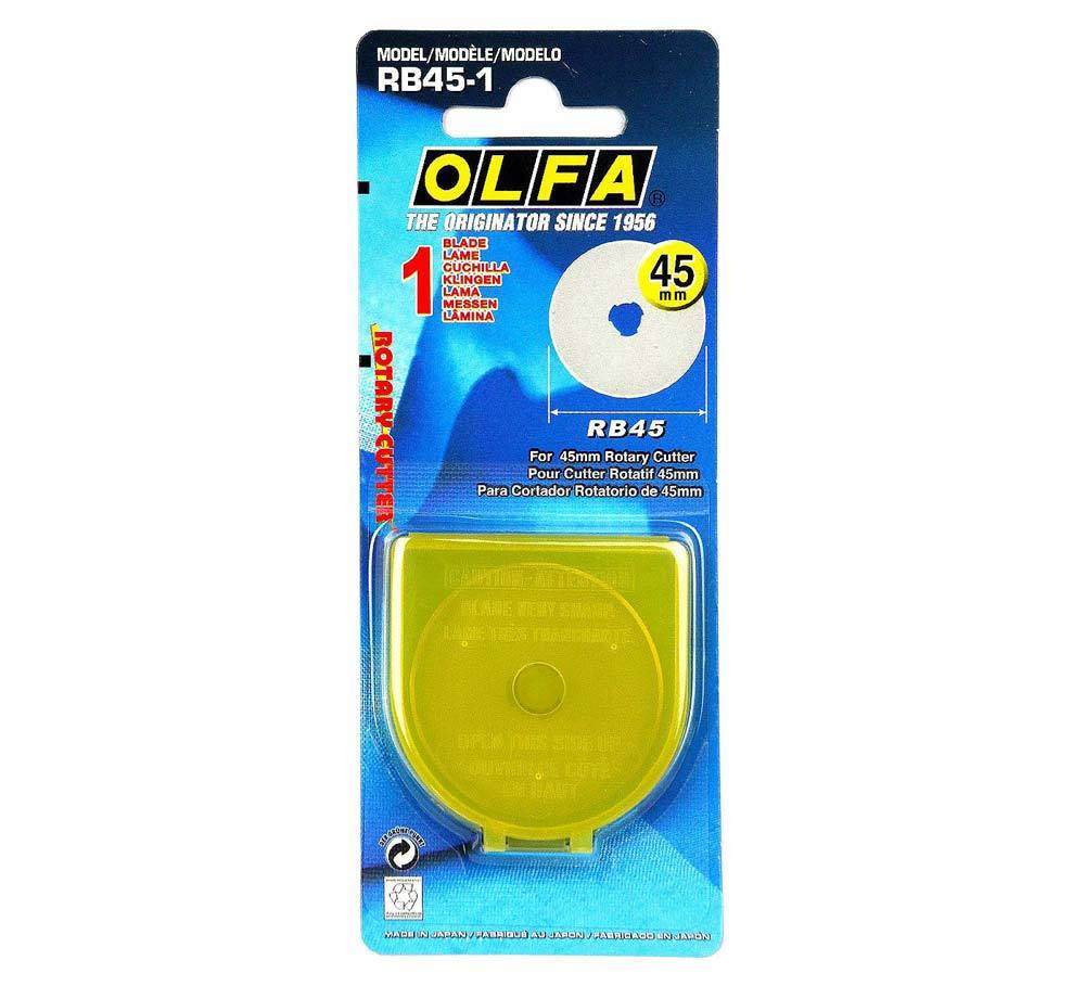 Olfa Blades - 45mm (RB45-1)