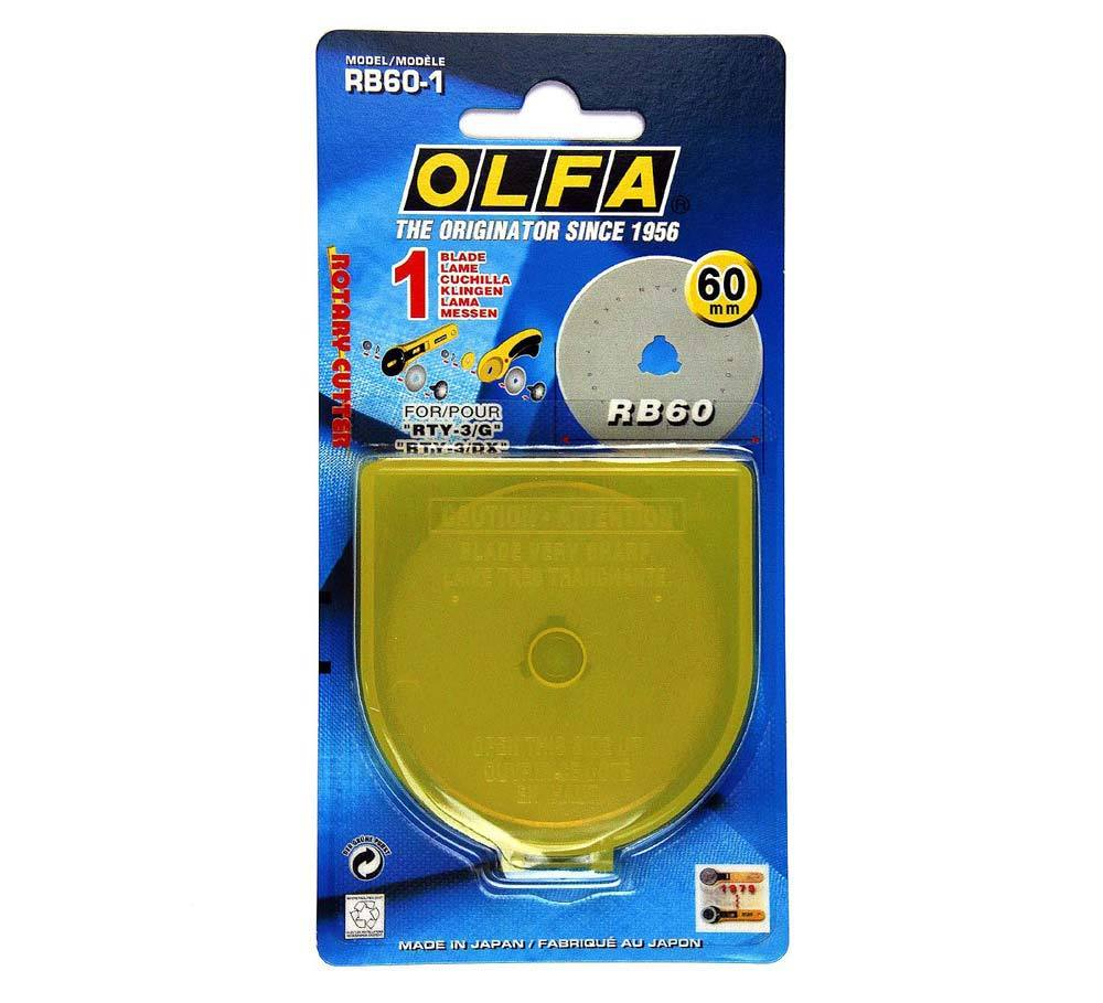 Olfa Blades - 60mm (RB60-1)