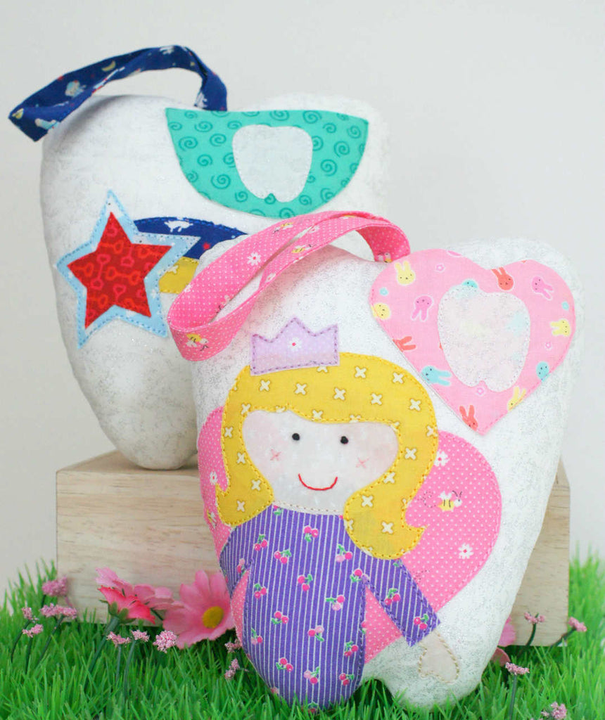 Tooth Fairy Cushions TR032