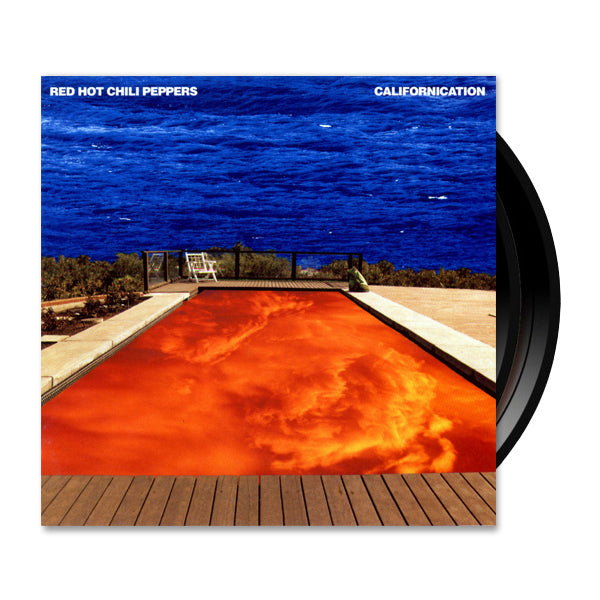 Californication Album On Vinyl