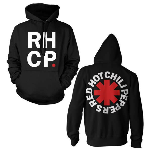 Men's RHCP Stacked Logo Pullover Hoodie