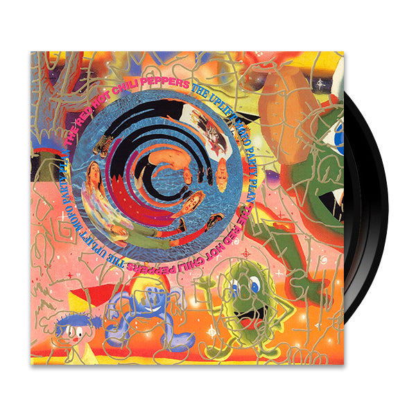 Uplift Mofo Party Plan Album On Vinyl