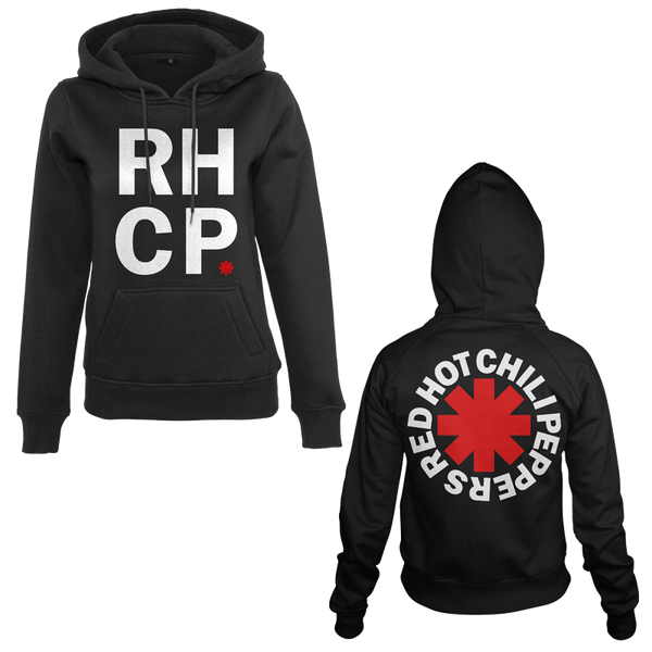 Women's RHCP Stacked Logo Hoodie