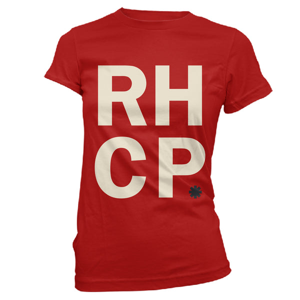 Women's RHCP Stacked Logo T-shirt