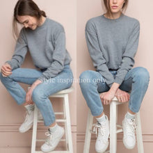 Load image into Gallery viewer, Macey Pullover (PLUS SIZE)
