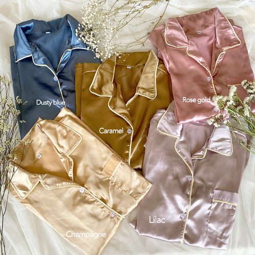 Serene (pajama shorts set)