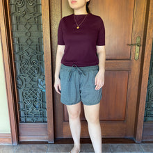 Load image into Gallery viewer, Summer Cotton Shorts (Plus Size)