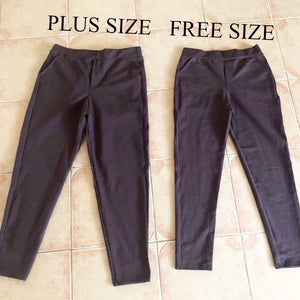 Harmony Pants (Plus Size: XL-2XL)