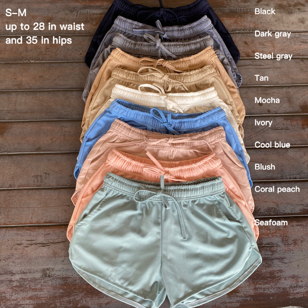 Batch 6 Cotton Lounge Shorts (S-M)