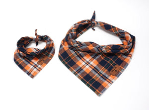 Outdoors man's Plaid - Bandana