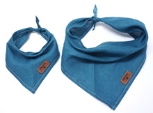 Load image into Gallery viewer, Ocean Pearl - Pure Linen Bandana