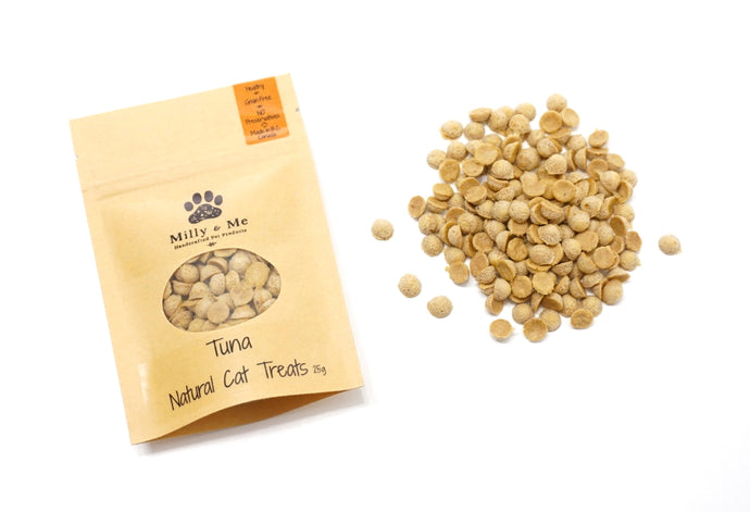 Tuna Natural Cat Treats - GRAIN FREE