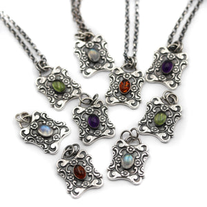 Enchanted Garden pendant