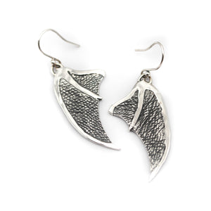 Sleeping Dragon Wings - Earrings