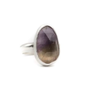 Ametrine Ring size UK L, US 6