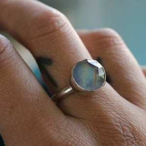 Luna Ring - UK P, US 8