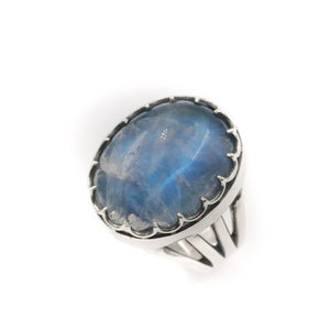 Luna Ring - size UK M, US 6.5
