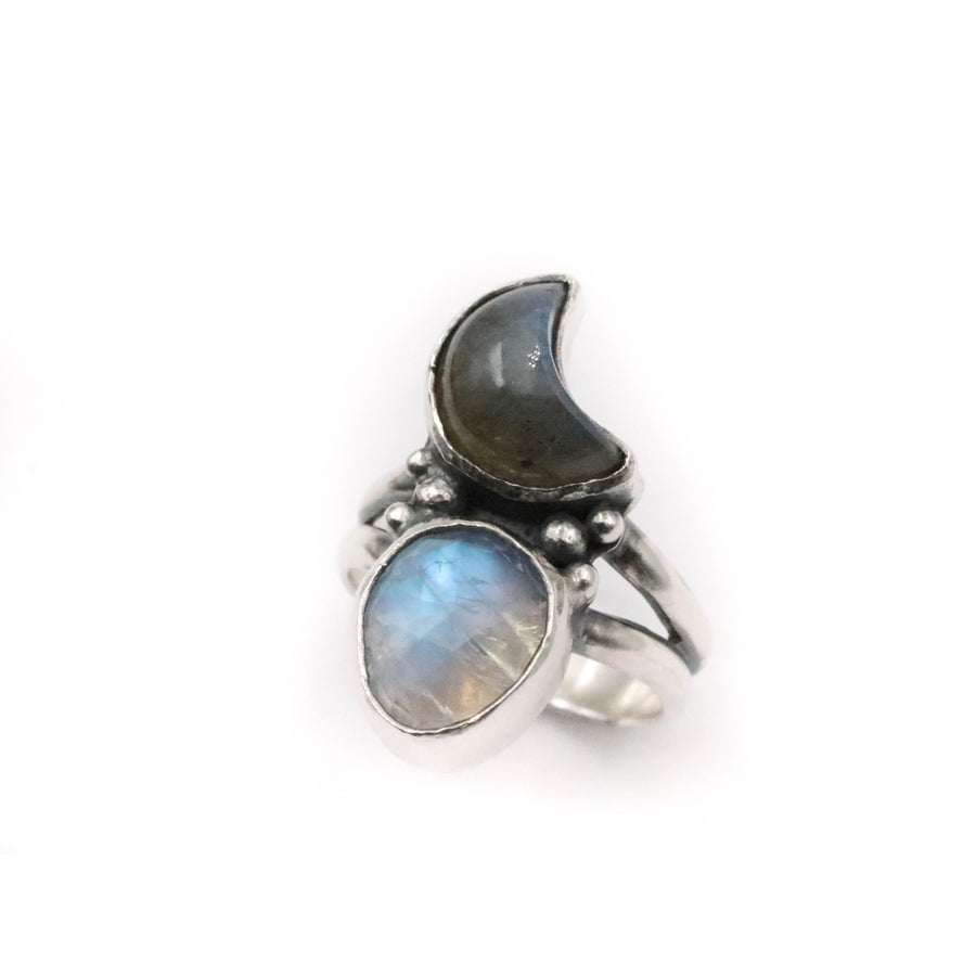 Luna Rising Ring - fits size UK S, US 9.5