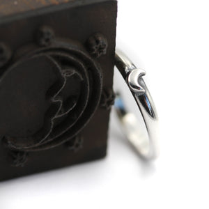 Baby Luna ring - any size