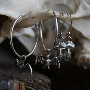 Nocturne Bat Hoops
