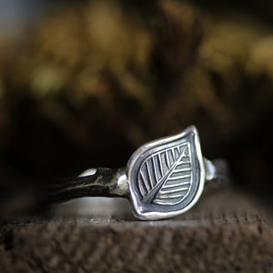 Woodland Ring size UK S, US 9.5