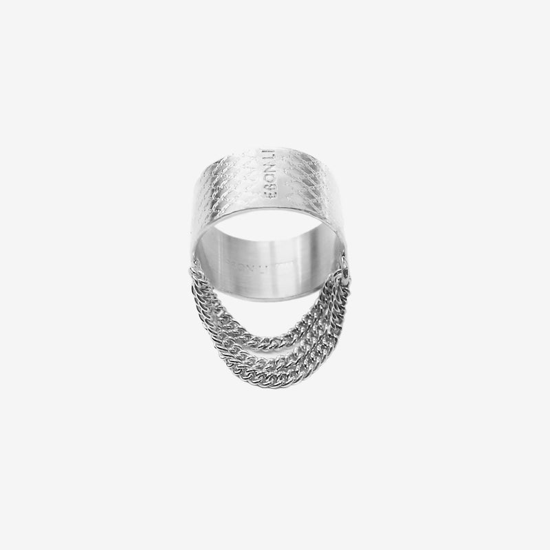 WIRE CHAIN RING