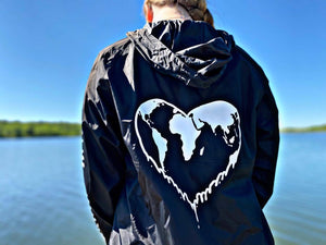 Spread Love Worldwide Windbreaker
