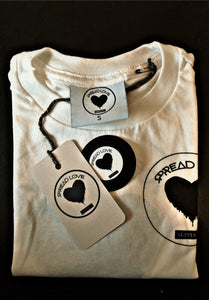 Spread Love Classic Graphic Youth Tee