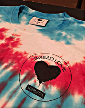 Spread Love Firework Collection Tee