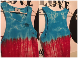 Spread Love Firework Collection Tank