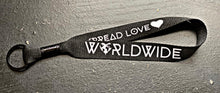 Spread Love Worldwide Keychain Lanyard