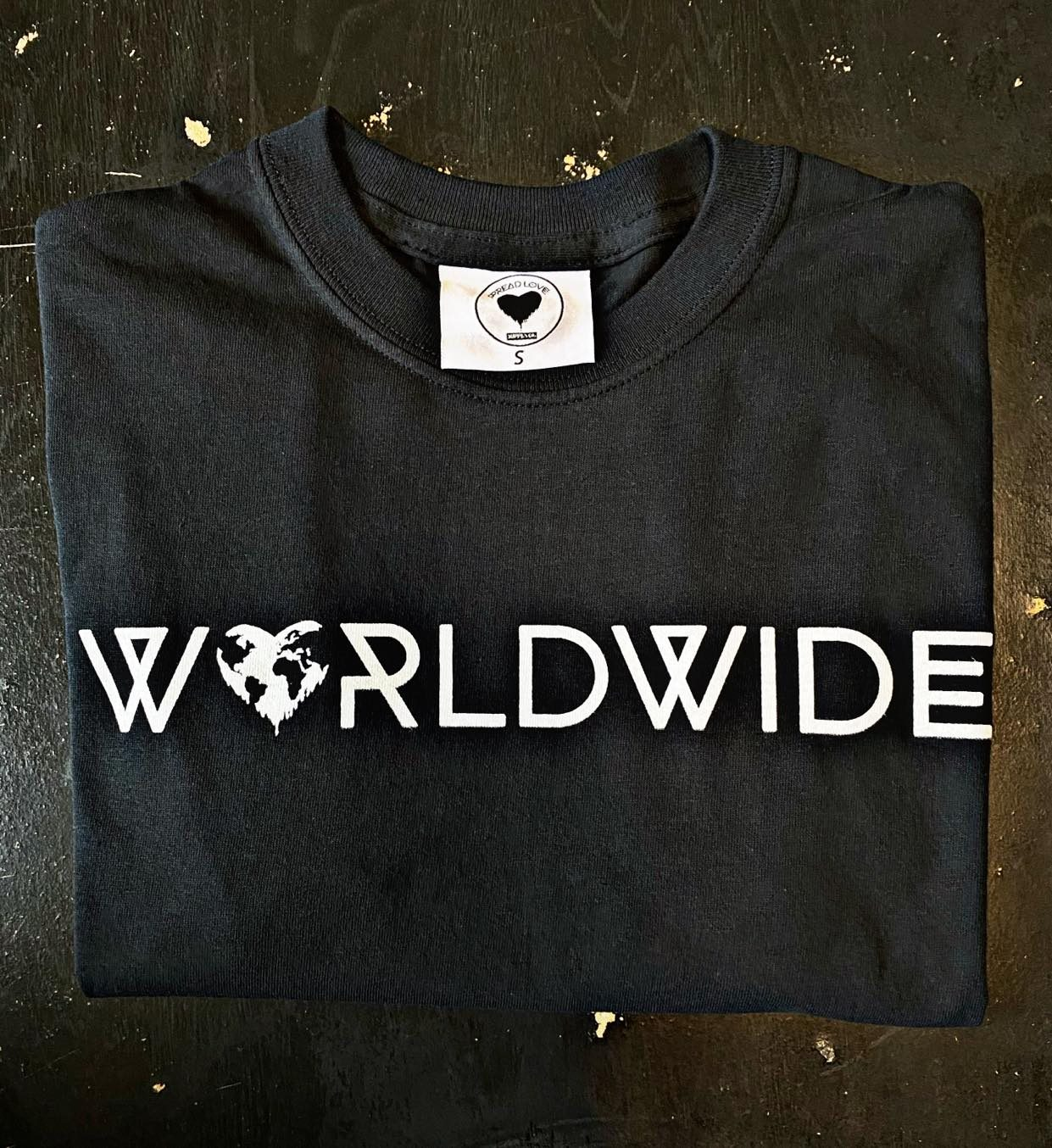 Spread Love Worldwide Tee