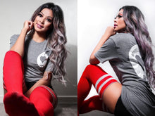 Spread Love Classic True Fit Tee (Heather Grey)