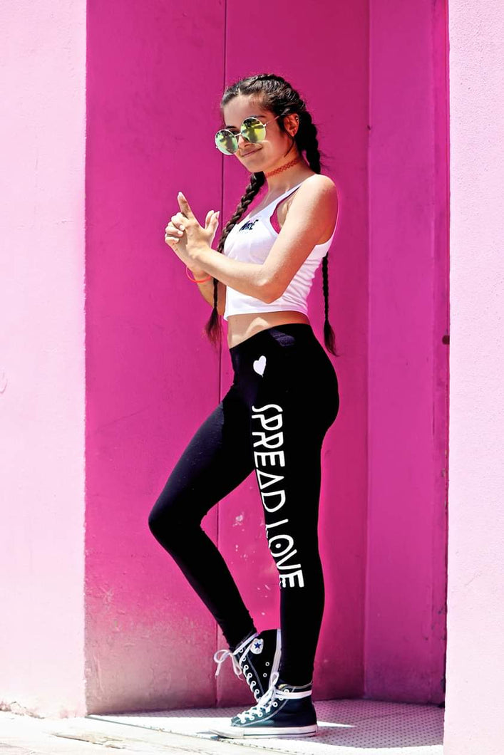 Spread Love Leggings