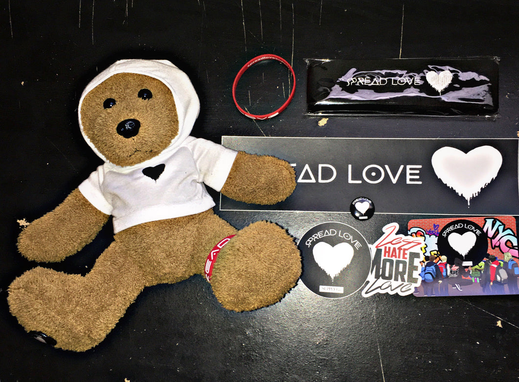 Spread Love Bear Package