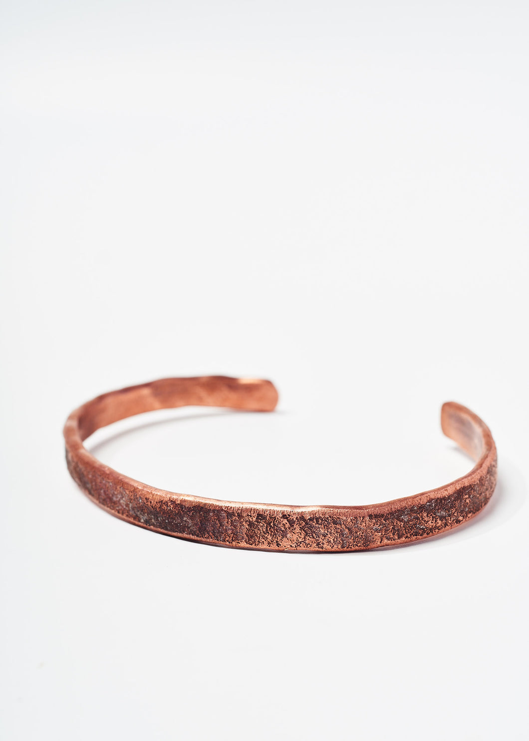 Oxidized Copper Cuff