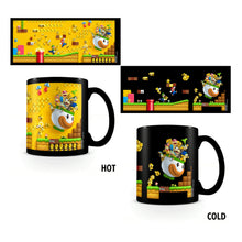Load image into Gallery viewer, Super Mario Bros Gold Coin Rush Heat Change Mug