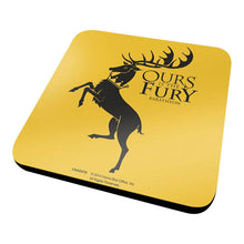 Load image into Gallery viewer, Game Of Thrones Baratheon Coaster