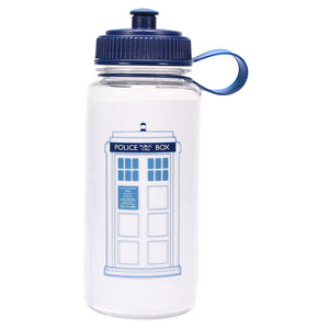 Doctor Who Time Lord 800ml Plastic Water Bottle