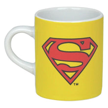 Load image into Gallery viewer, Superman & Lois Lane Set Of 2 Mini Mugs