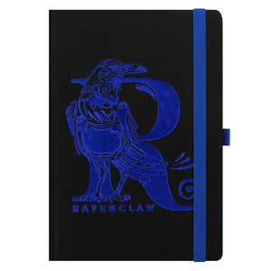 Harry Potter Ravenclaw Foil Monogram A5 Notebook