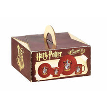 Load image into Gallery viewer, Harry Potter Gryffindor 4 Piece Dinner Set
